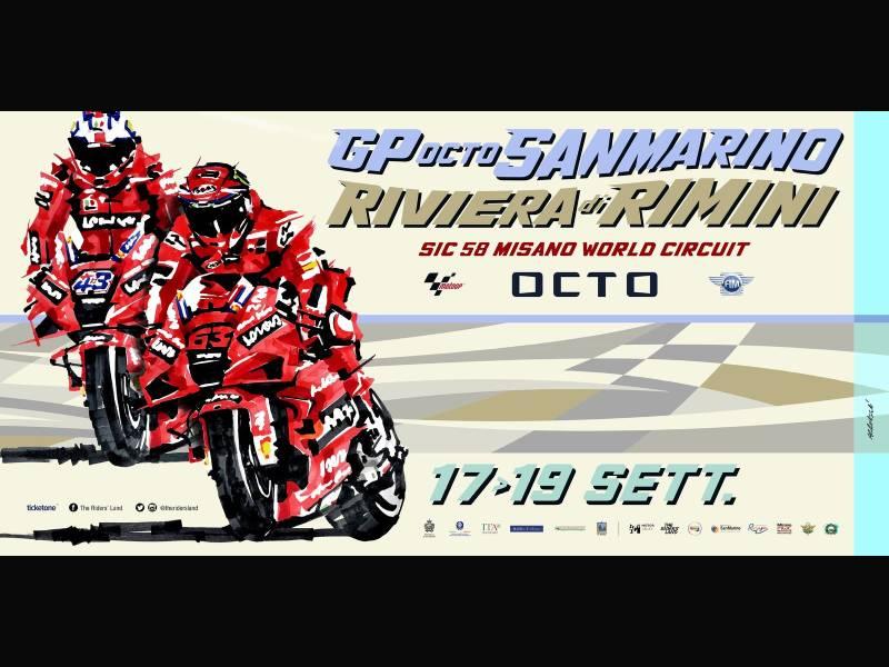 Speciale weekend Moto Gp 2021